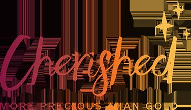 Cherished logo transparent med